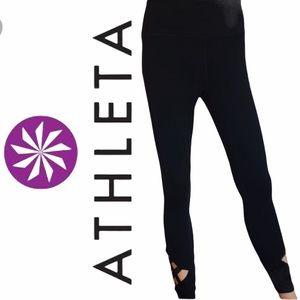 Athleta- Black Leggings